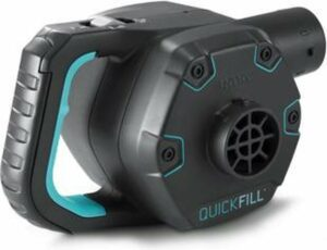 Intex Elektrische Pomp Quick-fill Zwart - 220-240 Volt - 1100 Liter-min
