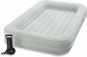 Intex Kinder Reisbed Luchtbed - 1-persoons - 168x107x25 cm