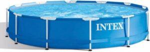 Intex Metal Frame Pool - 366 x 76 cm