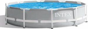 Intex Prism Frame 305x76cm Zwembad Set - Rond - Inclusief filterpomp