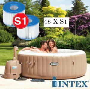 Intex S-1 Pure Spa Filter voor opblaas bubbelbad jacuzzi