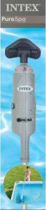 Intex Zwembadstofzuiger - oplaadbaar - voor zwembad en jacuzzi
