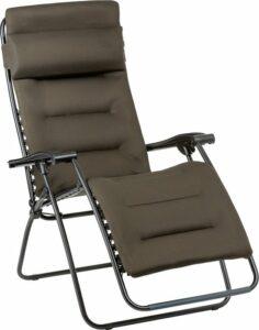 Lafuma Rsx Clip Xl Aircomfort - relaxstoelen - inklapbaar - Bruin