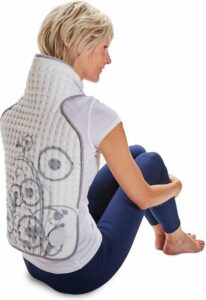 Lanaform heating blanket back Elektrische deken