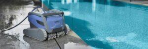 M600 DOLPHIN zwembadrobot PRO pool cleaner zwembadstofzuiger