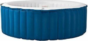 Opblaasbare Jacuzzi, spa , 180cm, 4 personen, pomp, inflator, filter, zeildoek en afstandsbediening - hottubs