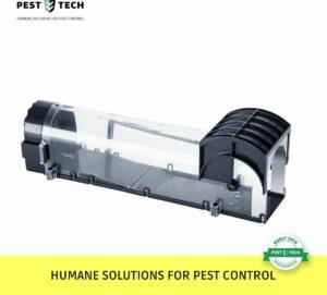 Pest Tech™ - Premium Diervriendelijke en Humane Muizenval - Zwart