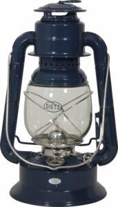 RE Dietz Little Wizard Olielamp - 29,2 cm - Blue