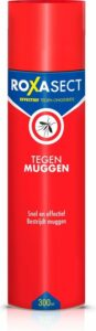 Roxasect Spuitbus tegen Muggen - Insectenbestrijding - Spray - 1 stuk