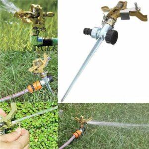Tuinsproeier - Sectorsproeier Messing