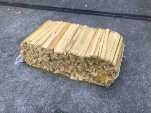 Volle zak Aanmaakhout - 7 kg