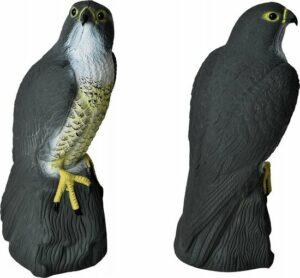 XL Duivenverjager Nep Valk - Balkon Duiven Verschrikker Vogelverschrikker - Vogel Verjager