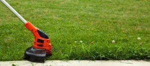 graskanten trimmen