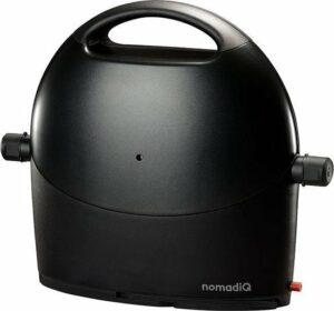nomadiQ BBQ - De ultieme lichtgewicht draagbare gas BBQ - Grill