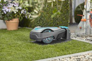 robotmaaier kleine tuin