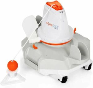 Bestway Flowclear - Aquaglide - Zwembad bodemstofzuiger robot