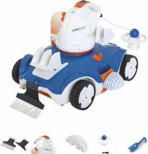 Bestway Robot bodemstofzuiger Aquatronix - Zwembad - Onderhoud - Oplaadbaar - Bodemstofzuiger