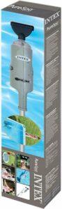 Intex 28620 Oplaadbare Vacuüm Handstofzuiger voor Zwembad en Jacuzzi