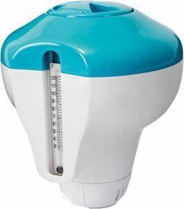Intex 29043 2in1 Chloordrijver met Thermometer