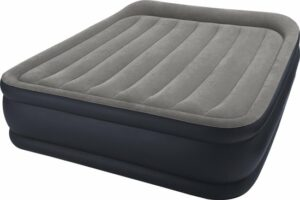 Intex Deluxe Pillow Rest Raised Luchtbed - 2-persoons - 203x152x42 cm