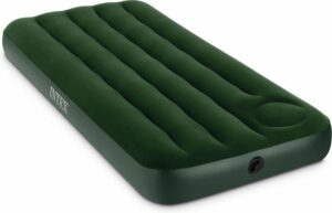Intex Downy Luchtbed - 1-persoons - 191x76x22cm