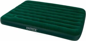 Intex Downy Luchtbed - 2-persoons - 152x203x22cm