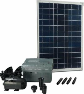 Ubbink - Solar Max 1000 - Fontein Vijverpomp - Op Zonne Energie
