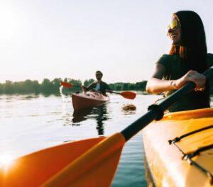 Verschil kajak en kano