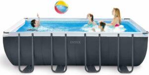 intex ultra frame zwembad 549x274x132 cm