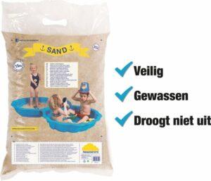 15 kg - Zandbakzand - Veilig speelzand - Zand zak