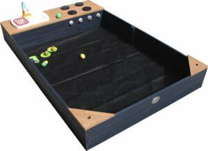 AXI Kelly Zandbak met Speelkeuken Antraciet - bruin