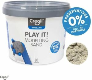 Creall Modelleerzand 5Kg