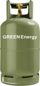 Green Energy Propaan Gasfles 5kg