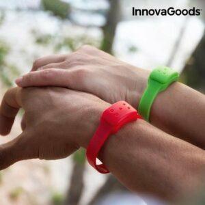 InnovaGoods Home Pest antimuggenarmband met citronella