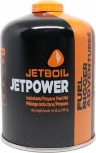 Jetboil gas cartridge JETPOWER - 450gr - gasfles