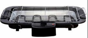 Royal Swiss Elektrische Barbecue - 2000w - zwart