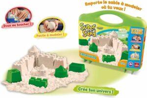 Super Sand Creativity Suitcase - Speelzand