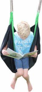 Swingbag (Zwart-groen)